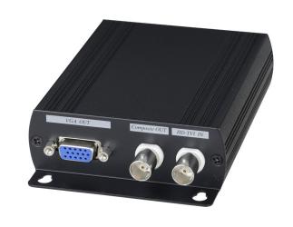 HD-TVI to HDMI, VGA Convertor
