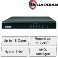 Guardian DVR with Internet Access, Remote viewing, Mobile phone