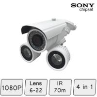 Long Range Day Night Camera | CCTV Security Camera