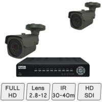 Full HD Mid-Range Camera System