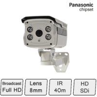 Long Range HD IR Security Camera