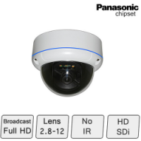 Full HD Vandal Proof Dome Camera