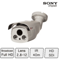 High Definition IR Security Camera