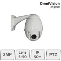 Mini IP PTZ Camera (10x Optical)   IP PTZ Camera