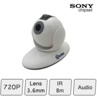 Vortec WiFi Internal Camera (1.3MP, IR 8m)