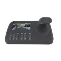 IP PTZ Keyboard (3 Axis Joystick)