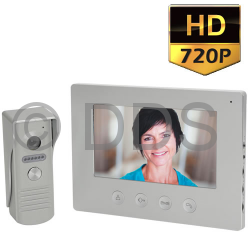 Video Door Phone (HD Picture, 2-Way Audio)