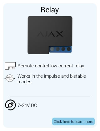 Ajax Wireless Relay