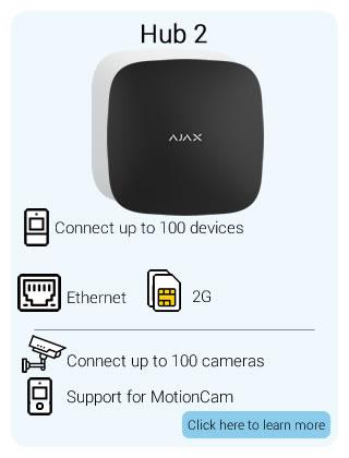 Ajax Wireless Hub 2