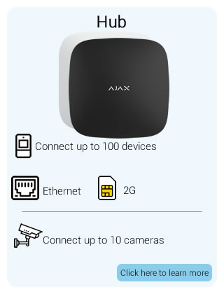 Ajax Wireless Hub