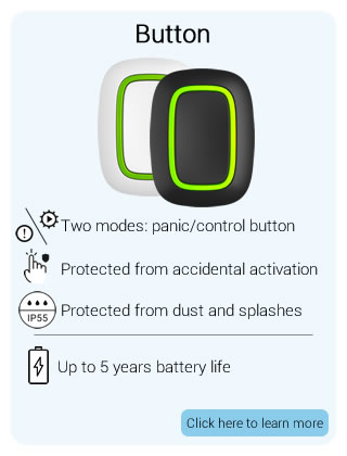 Ajax Wireless Panic Button