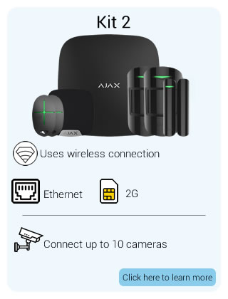 Ajax Wireless Starter Kit 2