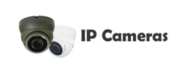 Demo videos and specifications for our IP cameras