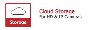 Cloud Storage for CCTV Camera!