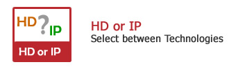 Selecting between HD and IP