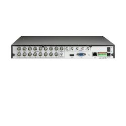 Rear Ports of Vistron AHD 16 Camera DVR