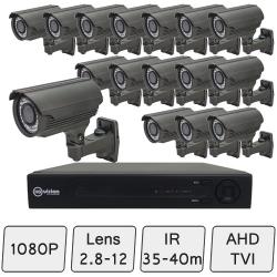 Mid-Range Box Camera Kit | HD CCTV Camera Kit