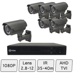 Mid-Range Box Camera Kit  | HD CCTV Kit