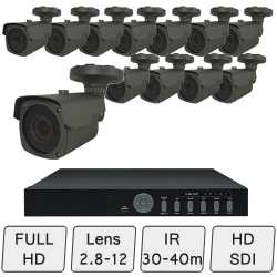 Full HD Mid-Range Camera System | CCTV