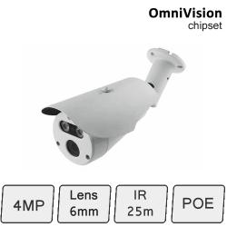 HD-IP Camera (4MP, IR 30m, POE)