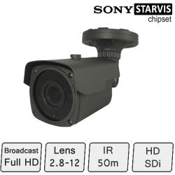 Medium Range High Definition IR Box Camera