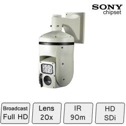 High Speed PTZ Dome Camera | Long Range PTZ Security Camera