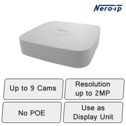 Nero IP NVR (4/8 Channel)