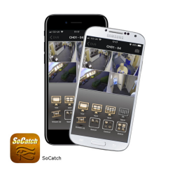 Download the SoCatch app, available for iOS and Android