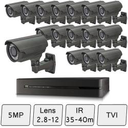 Mid-Range Box Camera System