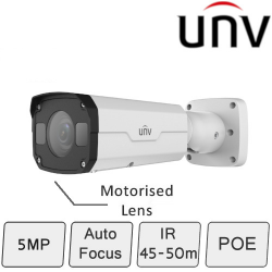 Starview IP Camera (Smart, 5MP, True WDR)