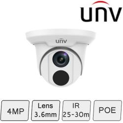 4MP IP Turret Camera | UNV