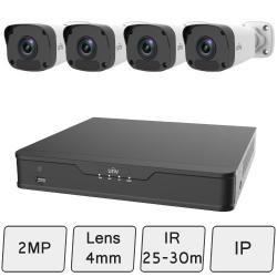 2MP Bullet Camera Kit   UNV
