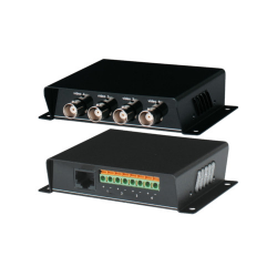 Transmit 4 Video Signals Over CAT5E Cable