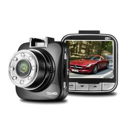 Vehicle Dash Cam (Full HD, Wi-Fi, See in the Dark)