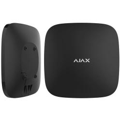 Black Ajax Alarm Control Hub Plus