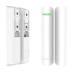 White DoorProtect Plus Opening Detector