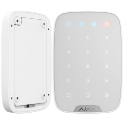 White Wireless KeyPad