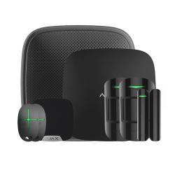 Black Kit 1   Ajax Wireless Alarms