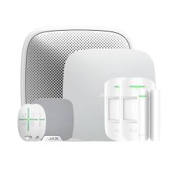 White Kit 1   Ajax Wireless Alarms
