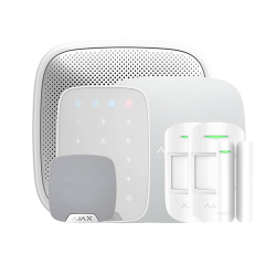 White Kit 3 | Ajax Wireless Alarms