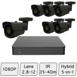 Long-Range CCTV Camera System