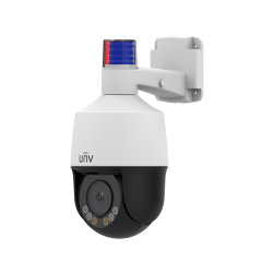 Active Deterrence Mini PTZ Camera