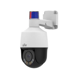 Active Deterrence Mini PTZ Camera