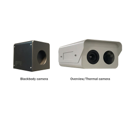 Blackbody camera and Thermography camera