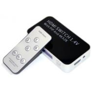 HDMI Switch (4Way) | High Definition