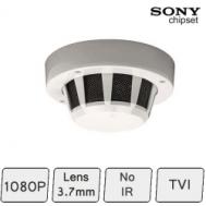 Covert CCTV | Smoke Detector Colour TVI 1080P CCTV Camera