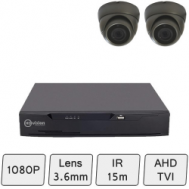 Discreet Dome Camera Kit | Home Security System