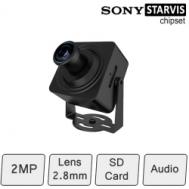 Mini Square Day Night Camera