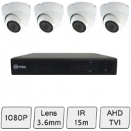 Discreet Dome Camera Kit