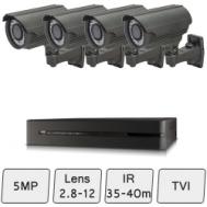 Mid-Range Box Camera System | Security Cameras